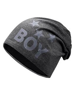 Fashion Printed Casual Versatile Pullover Hat Unisex