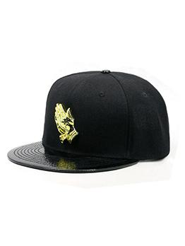 Hip Hop Golden Hand Fashion Baseball Cap Unisex