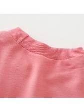 Characteristic Lion Tassels Design Kids Sweatshirts