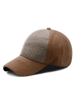 Fashion Hot Sale Outdoor Woolen Baseball Cap