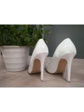 Popular Pointed Toe Stiletto Heel Women Pumps