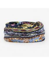 Summer Printed Versatile Cotton Casual Unisex Hat