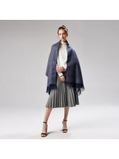Fashion Cashmere-Like Tassel Warm Shawl For Women