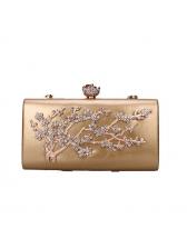 Fashionable Diamond Evening Clutch Bags