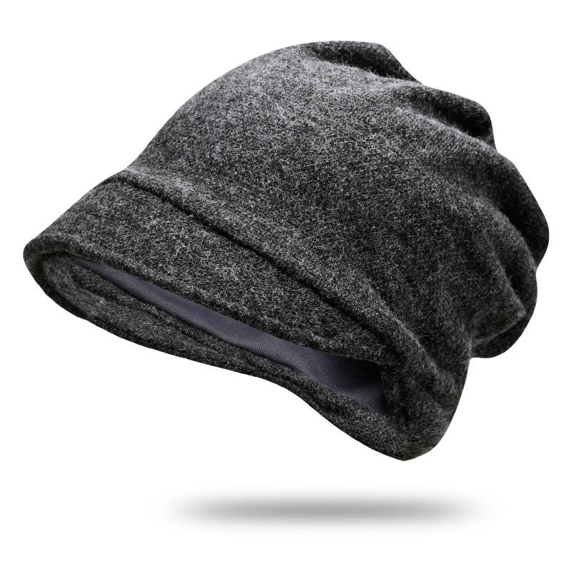 Winter Hot Sale Windbreak Short Brim Earmuffs Cap