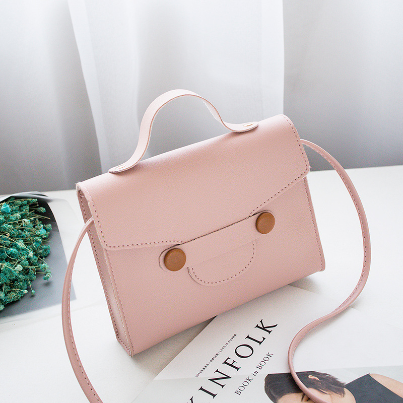 Korean Hot Sale Flap Square Shoulder Bag