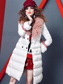 Fashion Fur Long Winter Coats