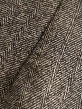 Winter Woolen A-Lined Midi Skirt
