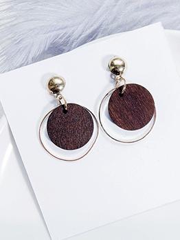 Stylish Geometric Design Earring For Women