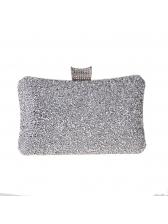 Diamonds Women's Evening Clutch Bag