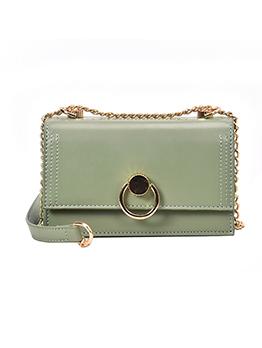 Easy Matching Solid Mini Crossbody Bag For Women