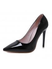 Minimalist Slip On Pointed Womens High Heel Pumps