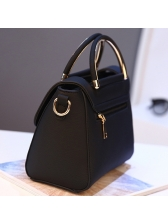 New Arrival Solid Hasp Square Bag For Women