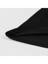 European Pleated Short Sleeve Turndown Neck Dresses