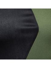 Contrast Color Slim Fit Short Sleeve Tee