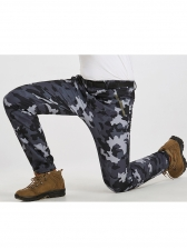 Outdoors Camouflage Waterproof Long Pants