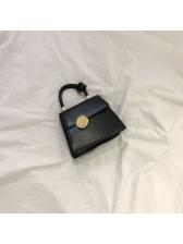 Fashion Large Capacity Trapeziform Handbag