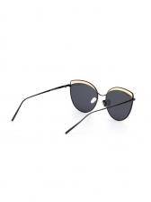 Streetwear Eyebrow Spectacle Thin Sunglasses