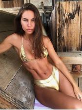 Summer Sexy High Waisted Micro Bikini