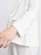 Euro Style Easy Matching Black Blazer For Women