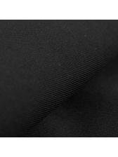 Boutique Irregular Tassel Decor Backless Womens Blazer