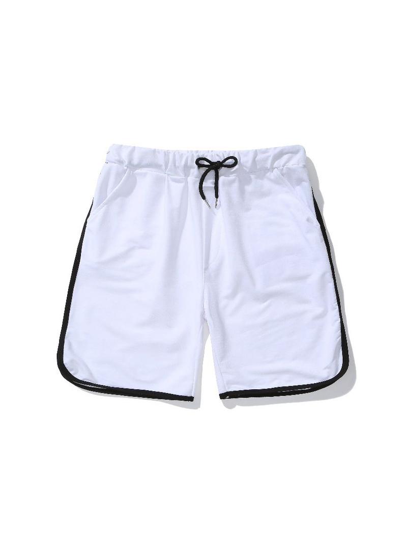 Casual Drawstring Beach Short Pants
