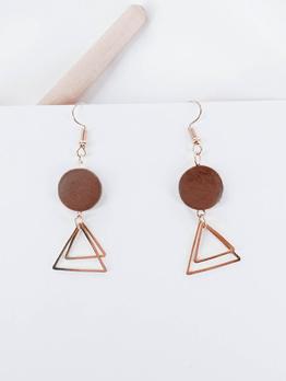 Creative Triangle Versatile Earrings For Women