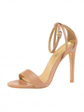 Stylish Night Club Ankle Strap Heeled Sandals