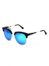 Chic Polarized Light Printed Women Sunglasses
