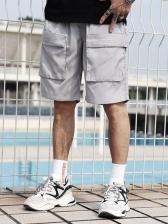 Summer Pockets Short Pants For Men
