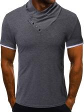 Summer Short Sleeve T Shirts For Men