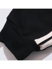Casual Striped Pocket Slacks For Men