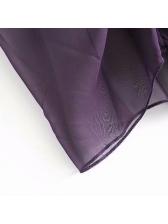 Binding Bow Ruffles Chiffon Blouse Design
