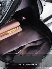 Ins Hot Sale Rivets Decor Mini Backpack