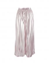 Euro Glitter Pleated Skirt For Women