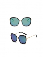 Fashion Polarized Polygonal Sunglasses For Women
