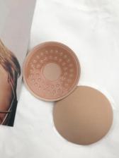 Silica Gel Invisible Nipple Cover Sticker Bra