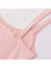 Hot Sale Solid Suspender Skirt For Women