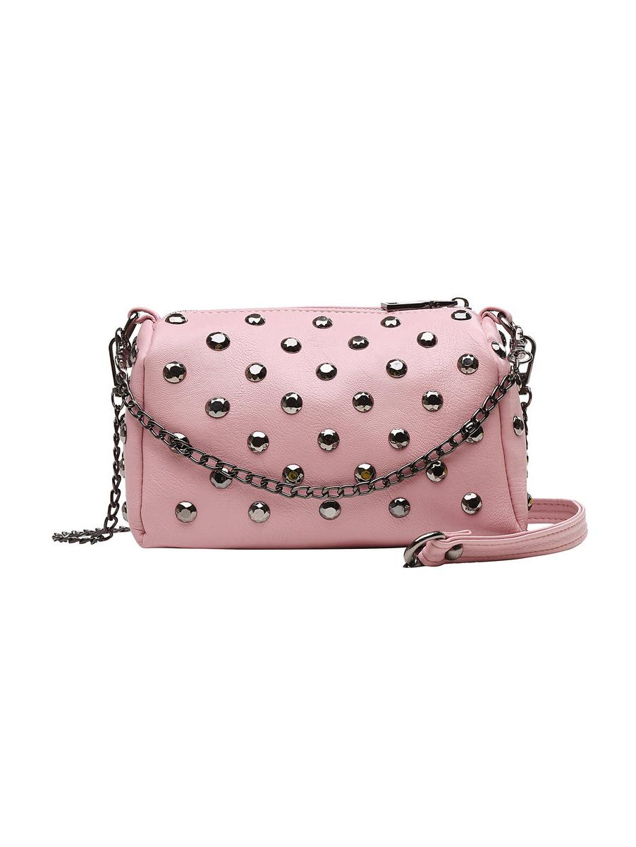 Fashion Rhinestone Long Chain Ladies Shoulder Bags
