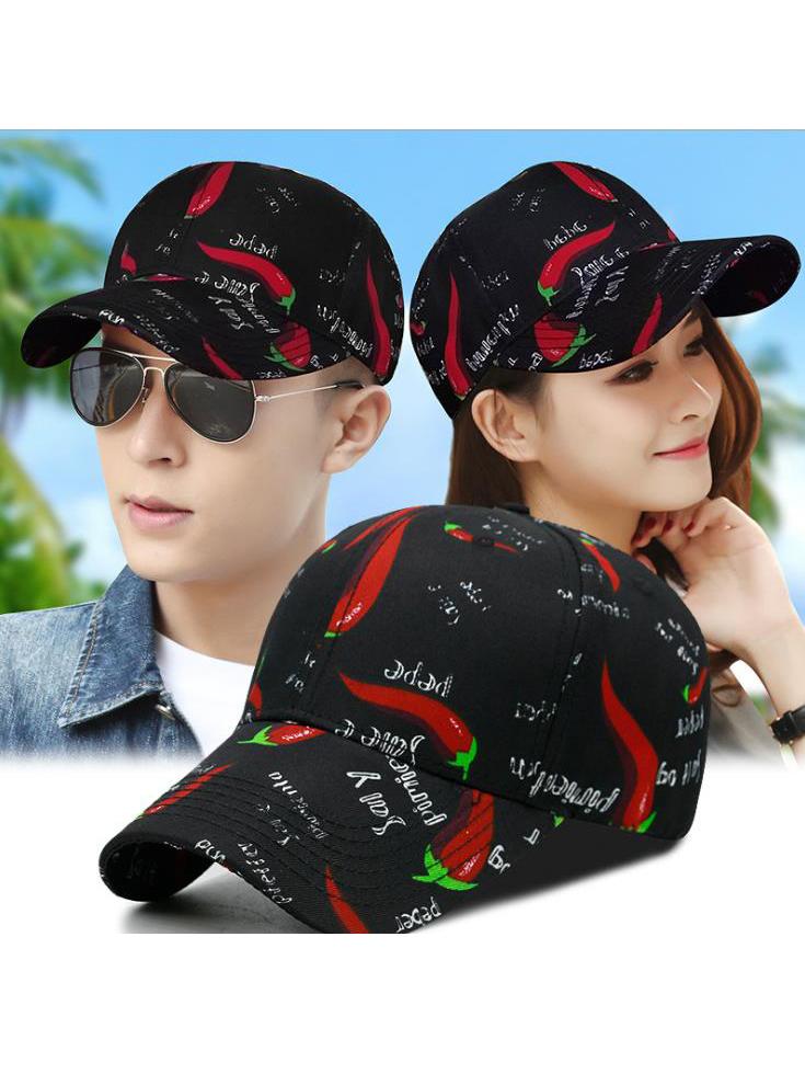 Summer Trendy Printed Unisex Baseball Cap