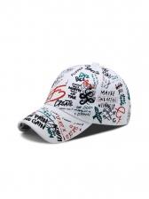 Summer Printed Unisex Baseball Cap
