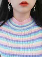 Fashion Mermaid Eardrop For Women
