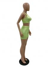 Backless Sequin Co Ord Short Sets
