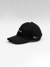 Easy Matching Letter Embroidered Unisex Baseball Cap