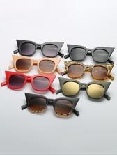 Vintage Cat Eye Shape Female Sunglasses
