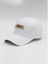Korean Style Letter Slogan Design Unisex Baseball Cap
