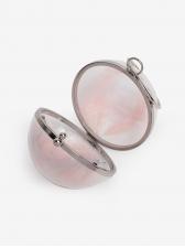 Fashion Transparent Round Bag For Women