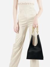 Hot Sale Large Capacity Black Handbag For Women