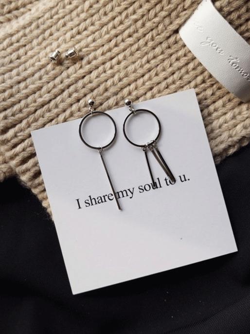 Easy Matching Round Tassel Earrings For Women