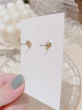 Chic Pendant Heart Earrings For Women